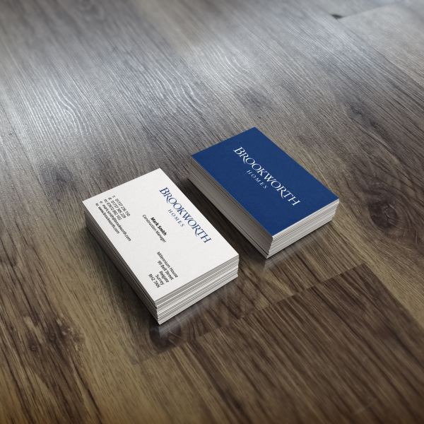 Brookworth Homes Business Cards