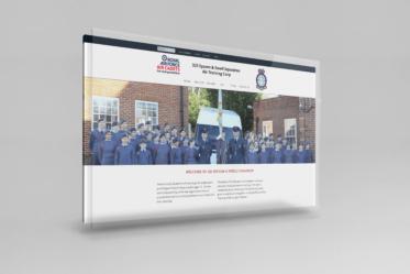 RAF 323 Squadron Website