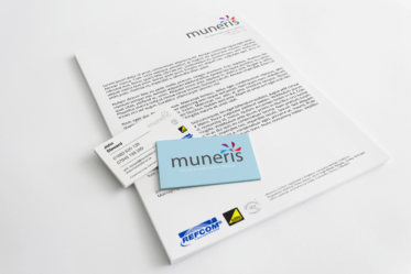 Muneris Stationery Set