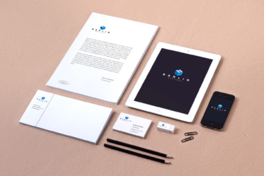 Barlin Delivery Branding