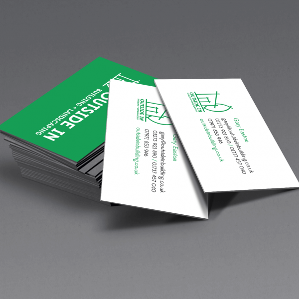 Outside In Business Cards