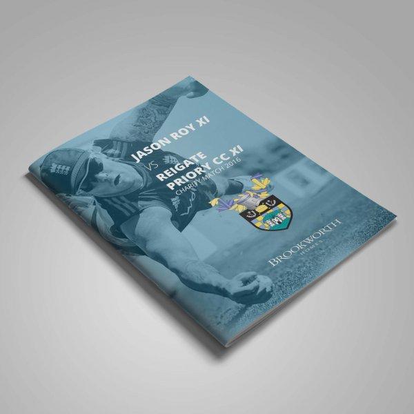 Jason Roy Booklet
